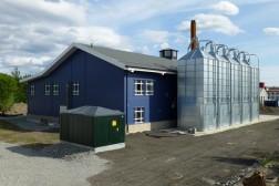 Ny bio-sentral på Drømtorp