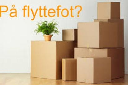 Flyttemelding